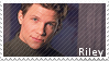 BtVS stamps: Riley by Severka