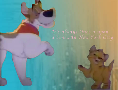 Disney's Oliver and Company: Oliver and Dodger