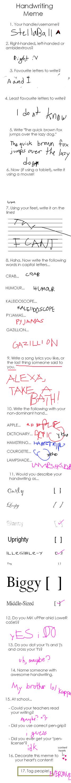 Handwriting mememe by StellaBall