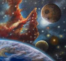 Distant Universe by pentegos