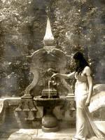 Goddess of the Fountain by avisynh