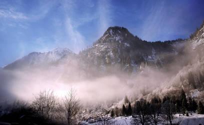 Austrian Alps by Neitheea