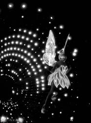 Tink BW by Sh0rtee