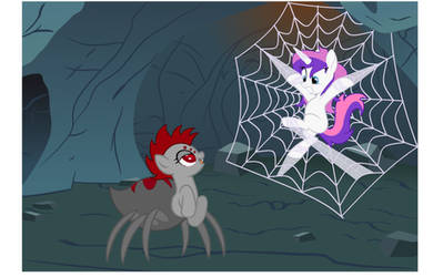 The Spider Pony Trap