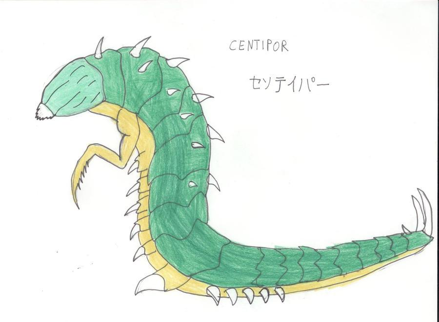 G Reborn CENTIPOR by  G Reborn