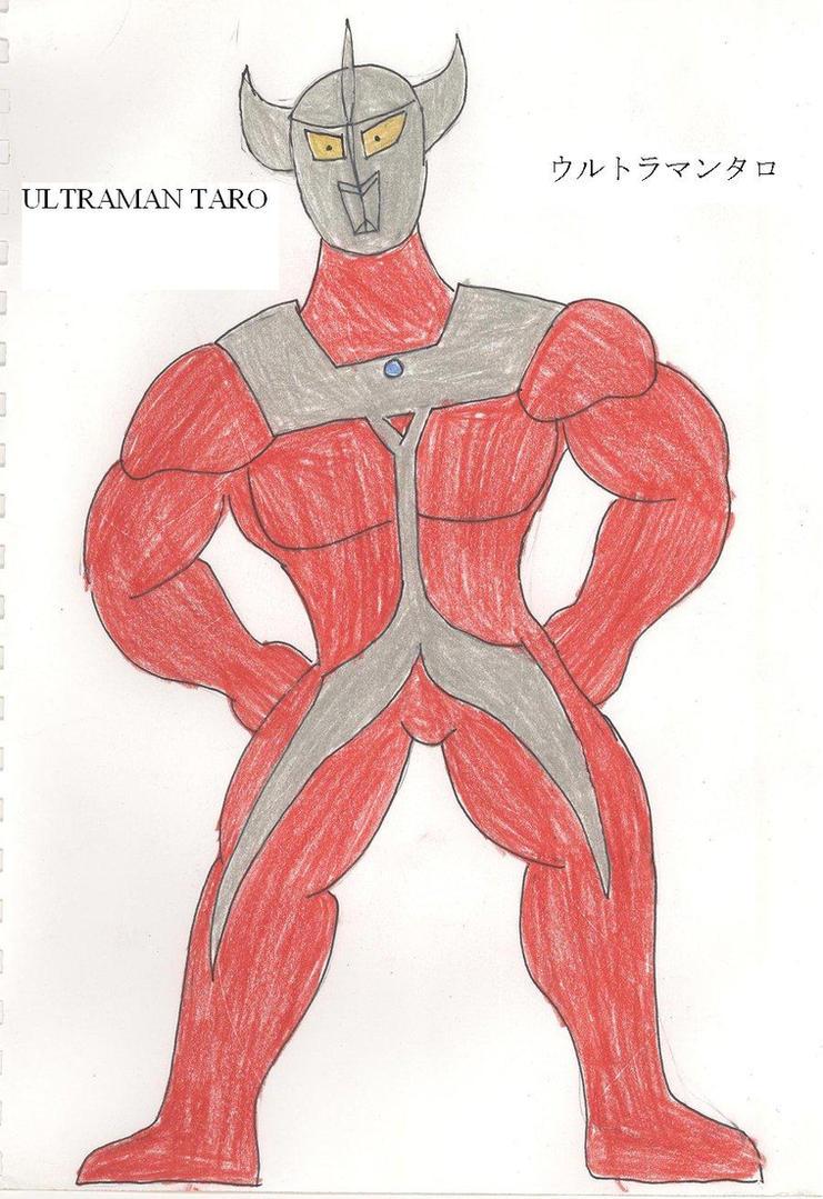 Ultraman Taro Wallpaper