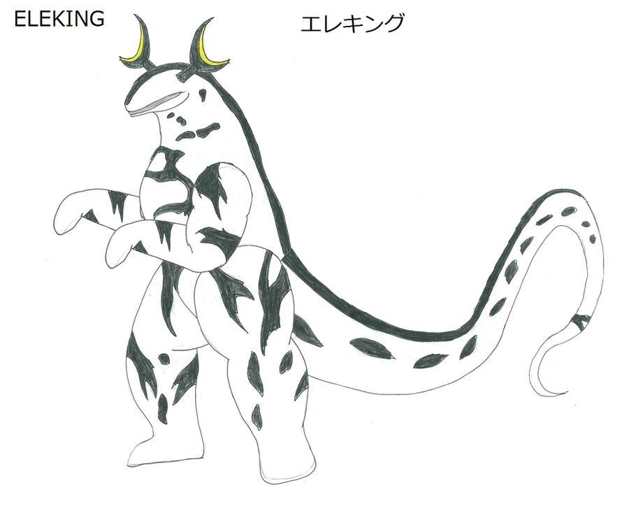 G Reborn ELEKING by KingShisa08