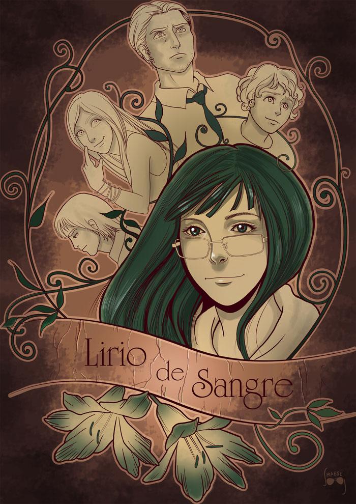 Lirio de Sangre by maesesag