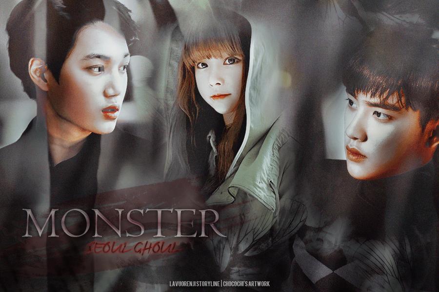 MONSTER 2 by aylakasya