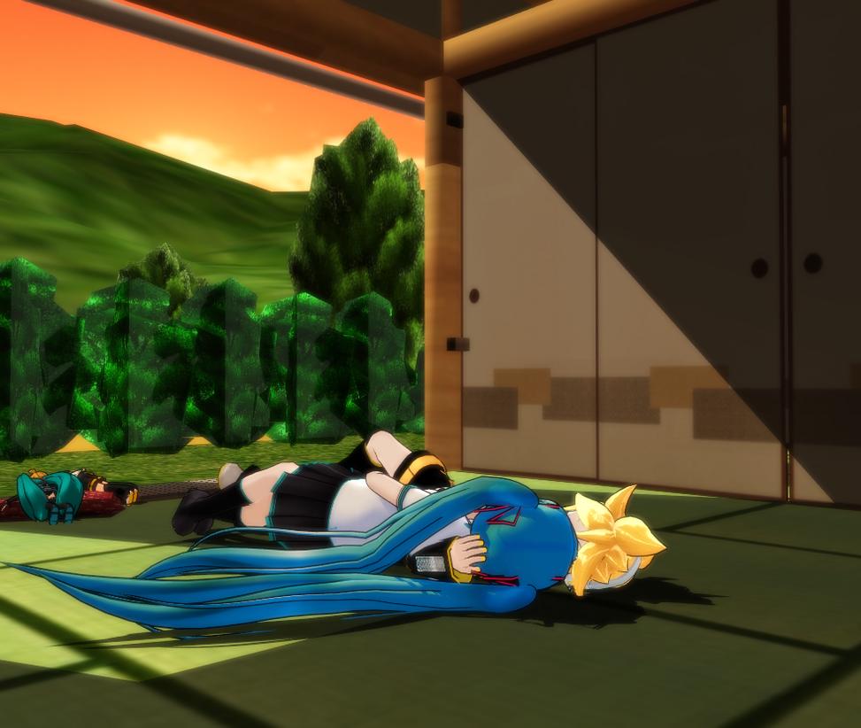 Fã Club LenxMiku Sleep_sleep_by_sandazax-d4bkmk7