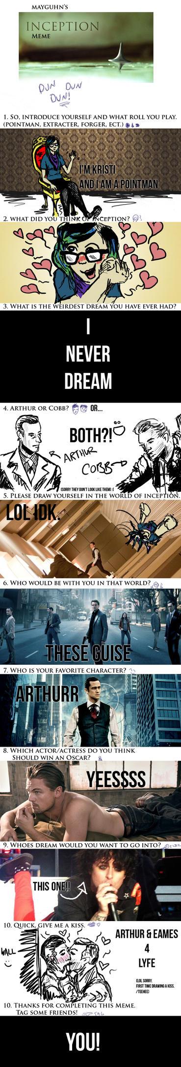 Inception Meme by swollenabattoir