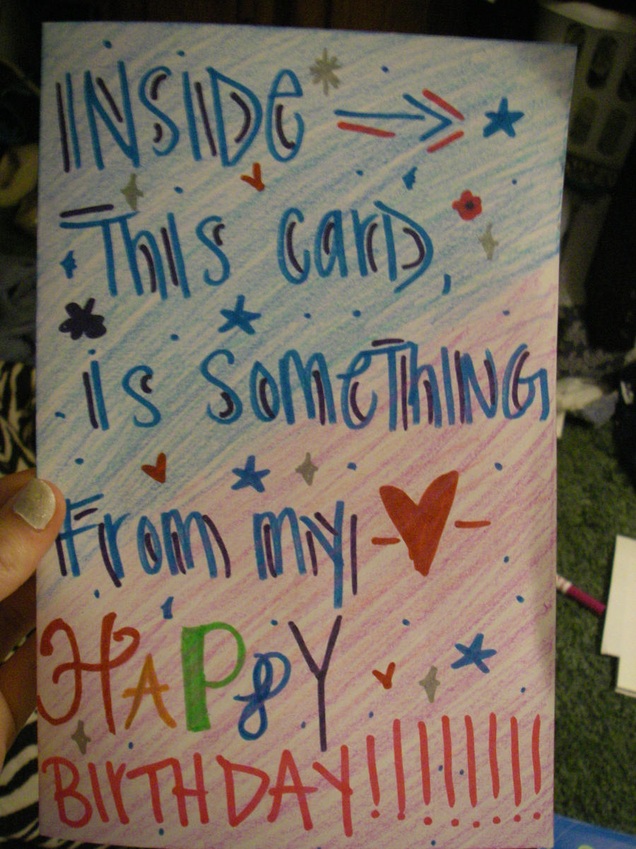birthday card cover by barbi3d0ll18 on deviantart