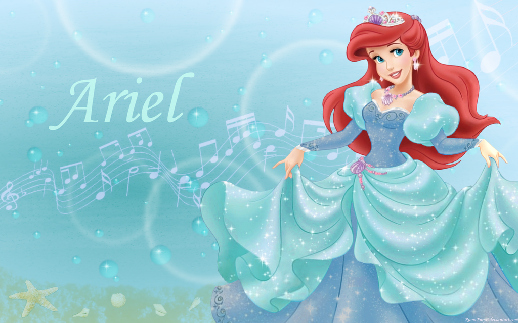 princess ariel disney princess 23915796 1440 900 by barbi3d0ll18 on