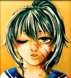 Yandere-chan! by Lilium26