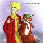 Disney's King Arthur vs Robin Hood