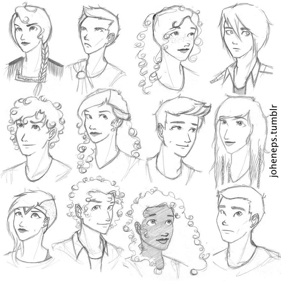 Heroes of Olympus by J...