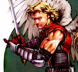 Archangel by t0nichi