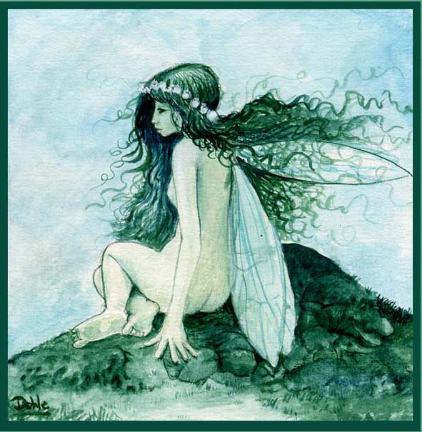 Fairy by P0UL