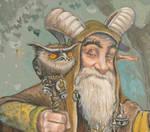 Old Magican Pan