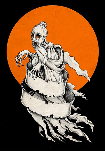 Ghost Banner by Randy-J-Cushman on DeviantArt