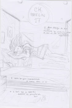 The End of Illusion - Chapter XVII (sketch)
