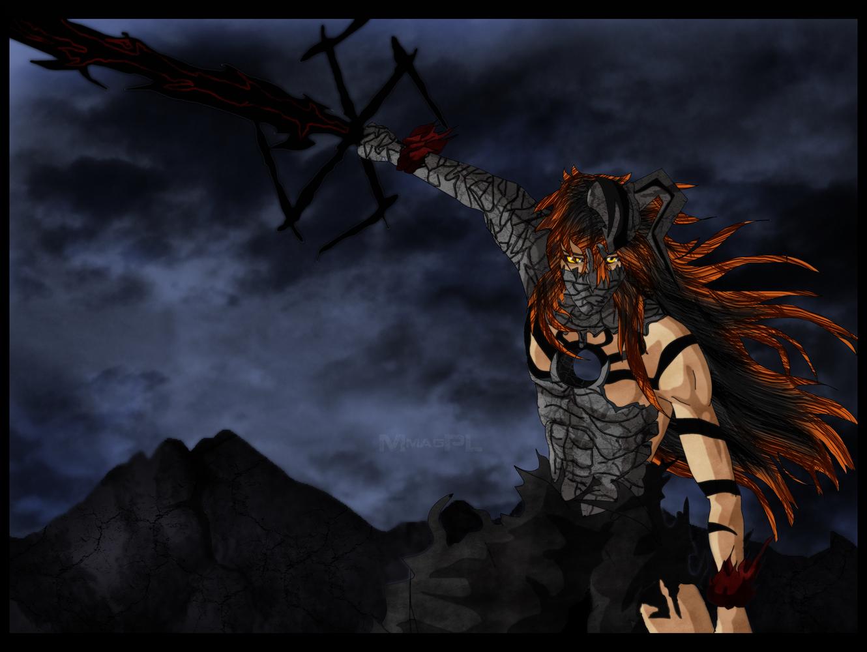 Ichigo's ultimate form by MmagPL on DeviantArt
