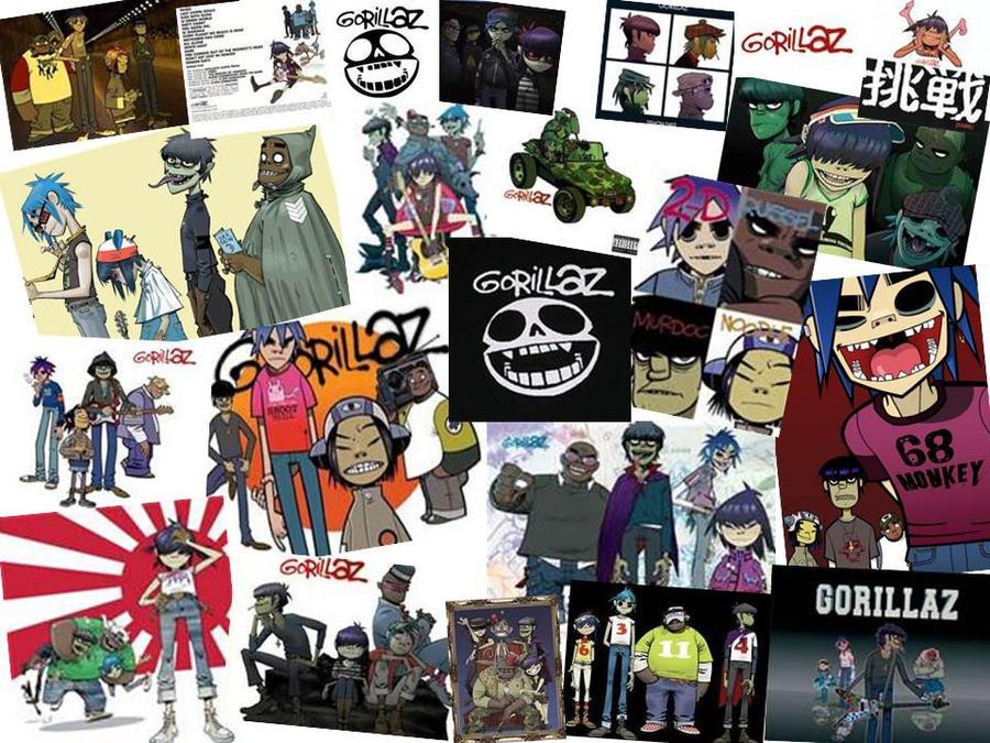 damon albarn 2015, gorillaz 2015, gorillaz new album 2015, gorillaz returns, new gorillaz song, jamie hewlett instagram, instagram gorillaz