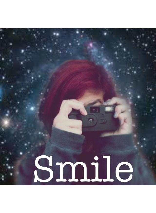 smile for the camera by livelaughloveJAM