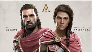 Alexios and Kassandra