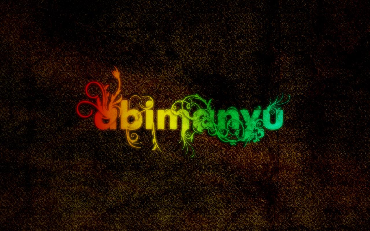 Abimanyu Typography by abimanyu