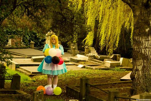 Alice in not so wonderland
