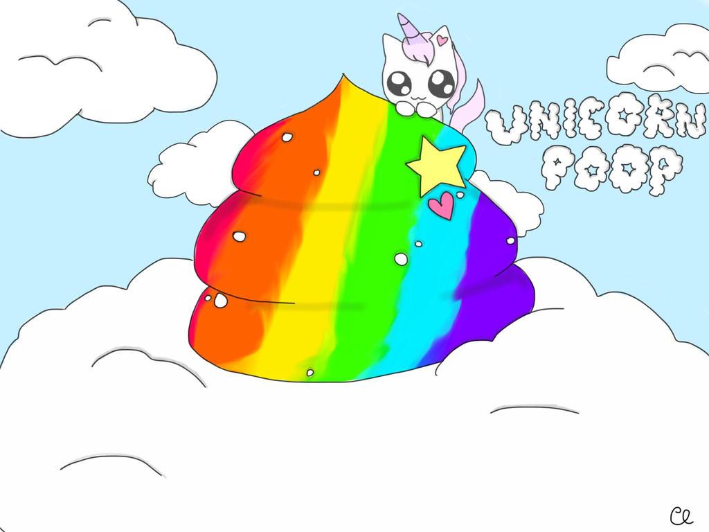 Unicorn Poop durch Bun...
