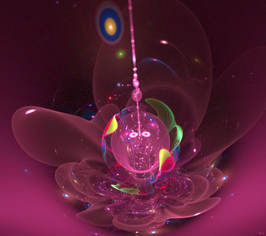 Ultraviola lumens by WolfgangMesmer
