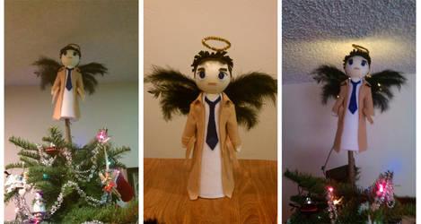 Castiel - Tree Angel