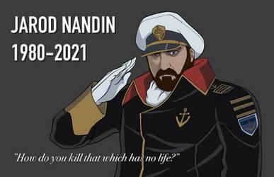 Jarod Nandin 1980-2021