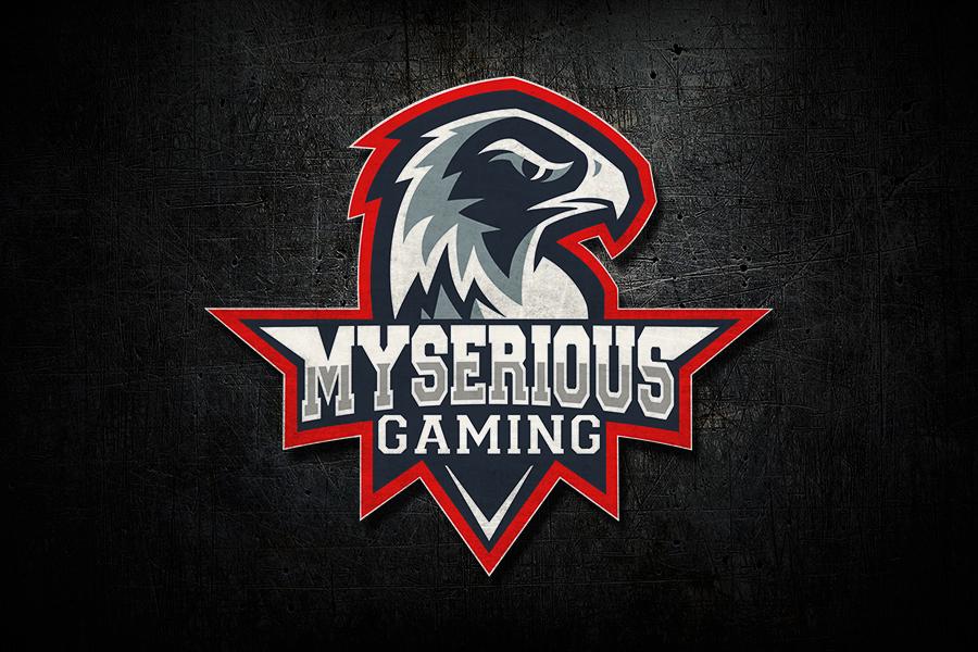 MYserious Gaming Logo by KAi5ER on DeviantArt