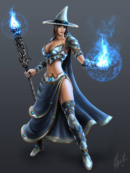Tales of Magic - Sorceress