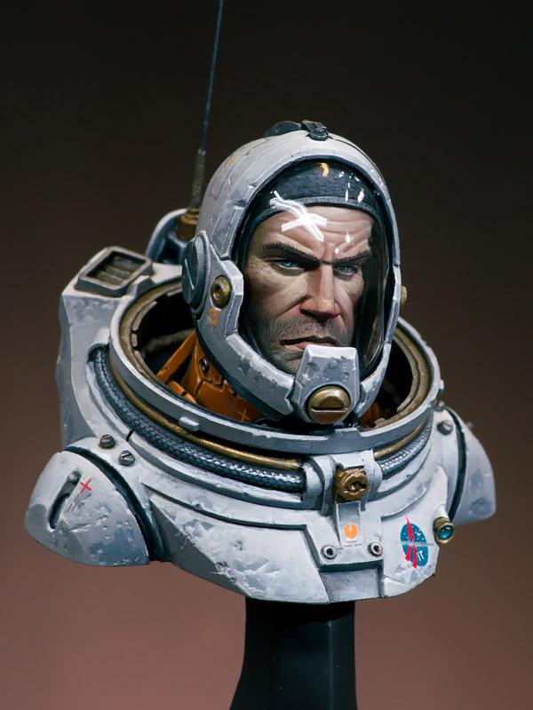 Major Tom by RaffaelePicca