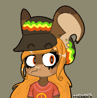 Vaniilaaaaaa | My character by NiktoKot