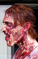 Gory Zombie by gwarmor13