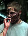 Zombie Smoke Break