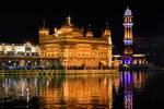 Illuminated Golden Temple