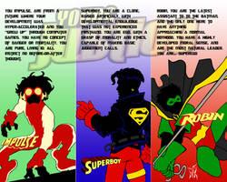 ID, Ego and Super Ego by MiZtiX