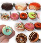 Doughnut Charms - Details 2