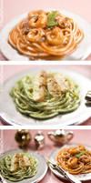 Pasta Amore Details
