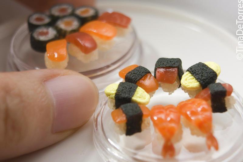 Sushi Platter by kalos-eidos-skopein