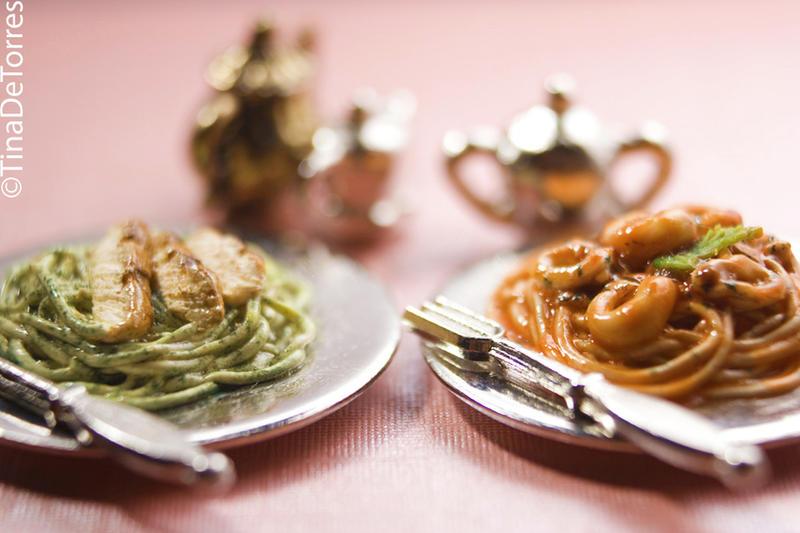 Pasta Amore by kalos-eidos-skopein
