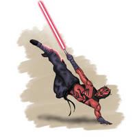 Martial arts Maul