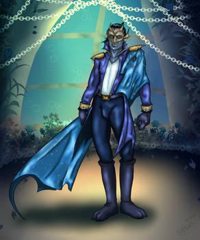 Phantom of the Opera: Rahab [masked]