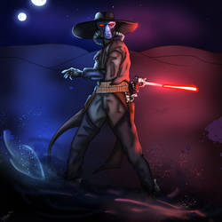 Cad Bane    The outlaw